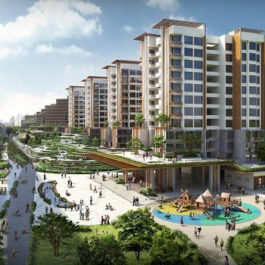 Buy Pasir Ris 8: Accommodation in an Elite Apartment Complex